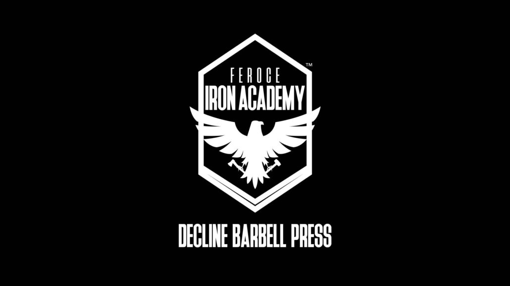 Decline Barbell Press