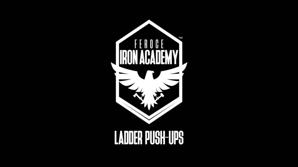 Ladder Push-ups