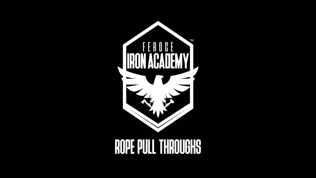 Rope Pull Throughs