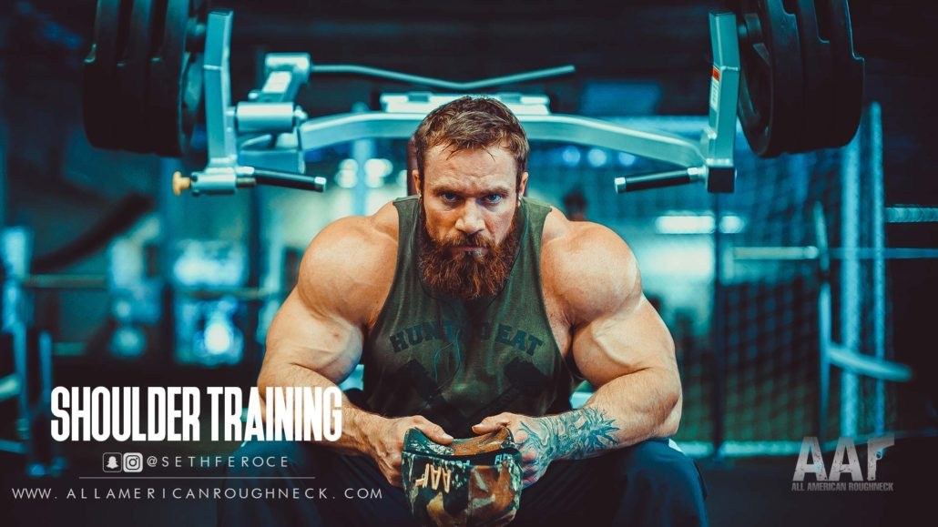 Shoulder Training October 2016