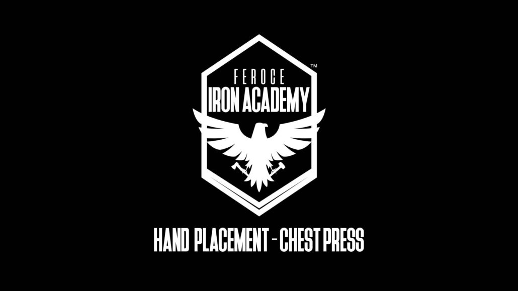 Hand Placement Chest Press