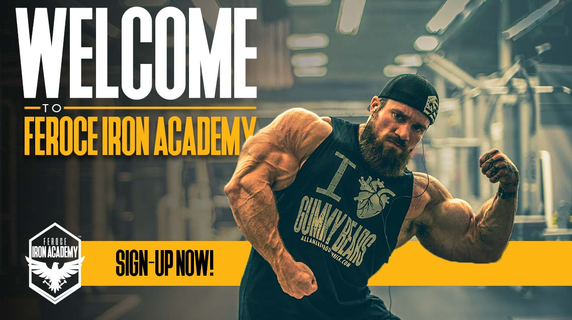 Welcome to Feroce Iron Academy