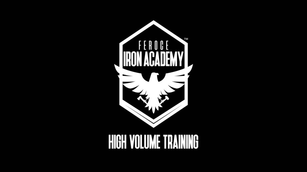 high-volume-training