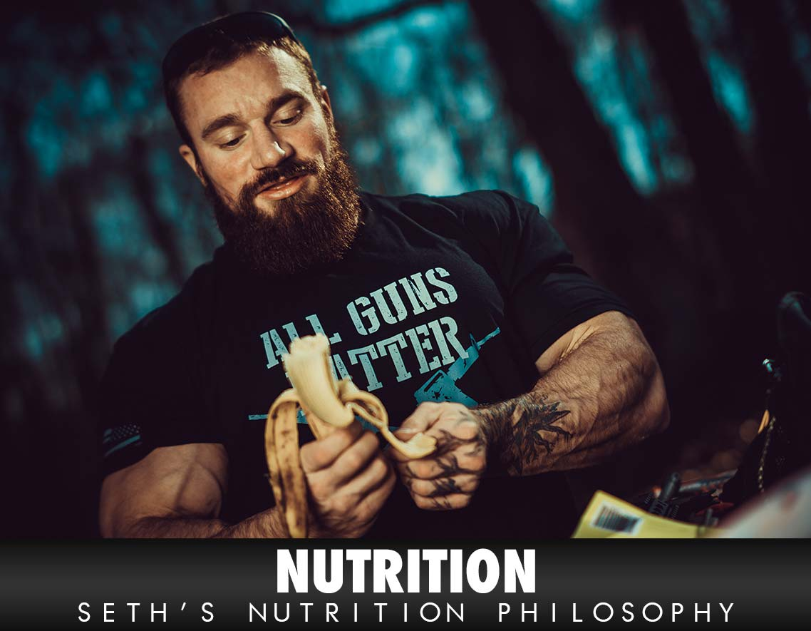 Nutrition Philosophy