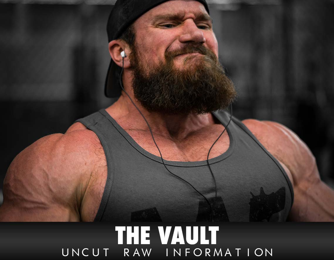 The Vault, Uncut Raw information!