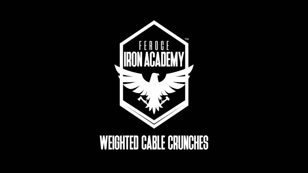 weighted-cable-crunches
